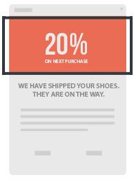 shipped you shoes