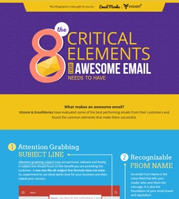 8 Email Elements