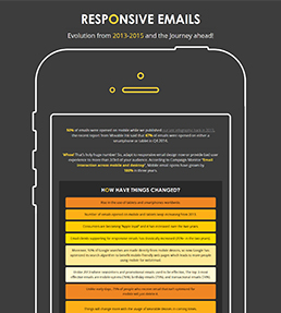 Responsive Emails Evolution: Email Marketing Statistics