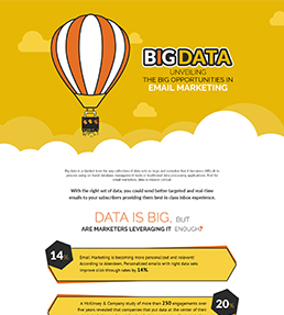 Unveiling Big Data in Email Marketing